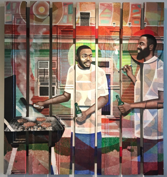 Exhibition | The Power of Color - Featuring works by Kevin Cole and Carl Joe Williams